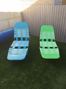 Two Sunbeds for Free Ocean Reef Joondalup Area Preview