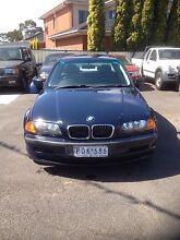 BMW 318i 1999 Maidstone Maribyrnong Area Preview