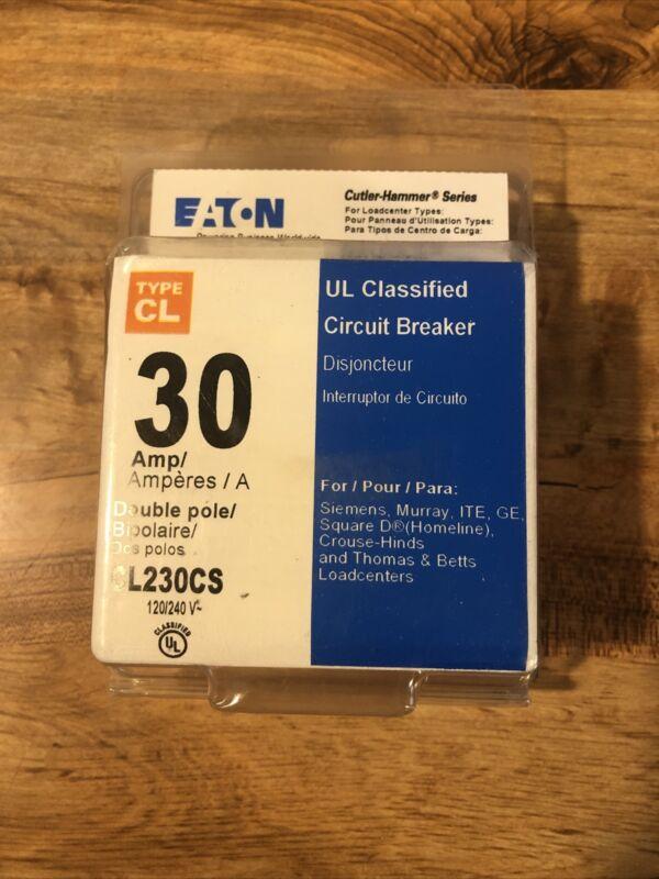 Eaton CL230CS Circuit Breaker