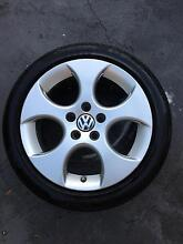Golf Gti Genuine Mk5 Rims Collaroy Manly Area Preview