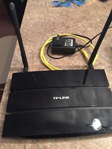 TP-LINK TL-WDR3600 Wireless N600 Dual Band Router