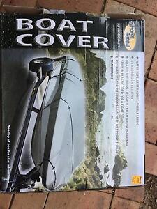 TRAILERABLE BOAT COVER 4 to 4.5m. BRAND NEW IN BOX Ryde Ryde Area Preview