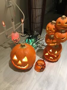 Hallowe'en decorations