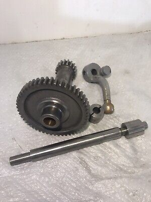 Sheldon 11 Lathe Back Gear Assembly