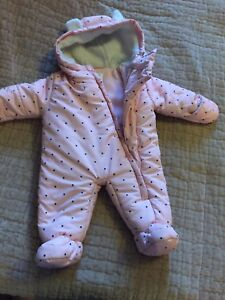 Snowsuit for 6-9 months old