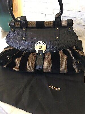 Gorgeous AUTHENTIC!! Fendi Magic bag $1215 With Dust Bag
