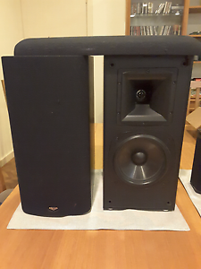 Klipsch surround sound package SB2 Bookshelf and SS1 Omni direct Panorama Mitcham Area Preview