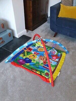 Disney Baby Einstein Caterpillar & Friends Play Gym Mat, used for sale  Shipping to South Africa