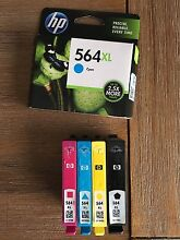 HP 564 cartridges Scarborough Redcliffe Area Preview