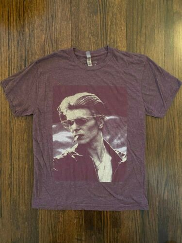 David Bowie Is Forever Shirt Museum of Contemporary Art Chicago New Medium Men M