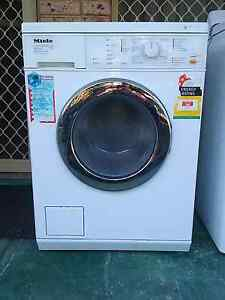 Miele honeycomb care W2104 front loader washing machine Doubleview Stirling Area Preview