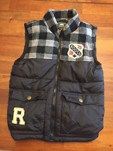 Boys Roots vest