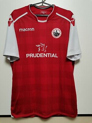 SIZE XXL Stirling ALBION HOME FOOTBALL SHIRT JERSEY image
