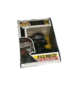 Funko Pop Star Wars™ The Rise of Skywalker: Kylo Ren Supreme Leader