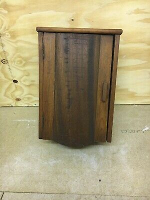 Wooden Pine Cabinet Vintage VGC