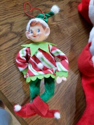 The Elf on the Shelf BOY DOLL ONLY A Christmas Tradition Christmas Elf NEW