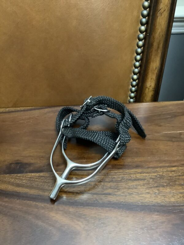 Korsteel Never Rust Spurs with Straps - Ladies Great condition!
