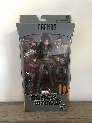 Hasbro Marvel Legends Black Widow Walmart Exclusive Figure LE IN HAND FREE SHIP