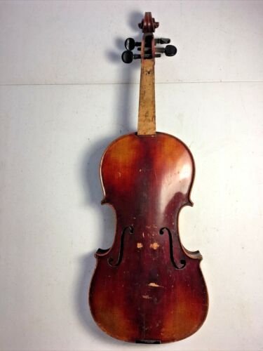 WILHELMI Made in GERMANY Finely Made VIOLIN - Needs Restore #5