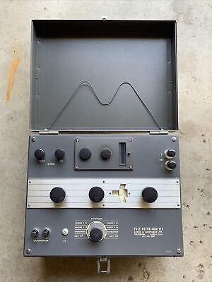 Leeds Northrup Volt Potentiometer Galvanometer
