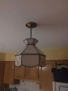 Tiffany Ceiling Hanging Light