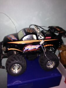 Remote controlled monster truck