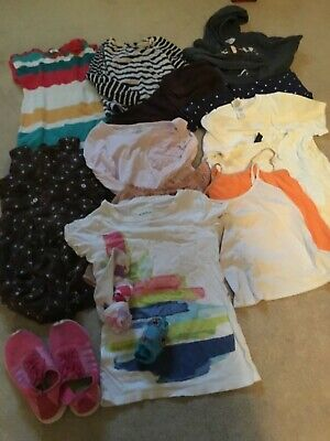 Abercrombie/Gap/Gymboree/old navy/Landsend girl clothes lot size;7-8