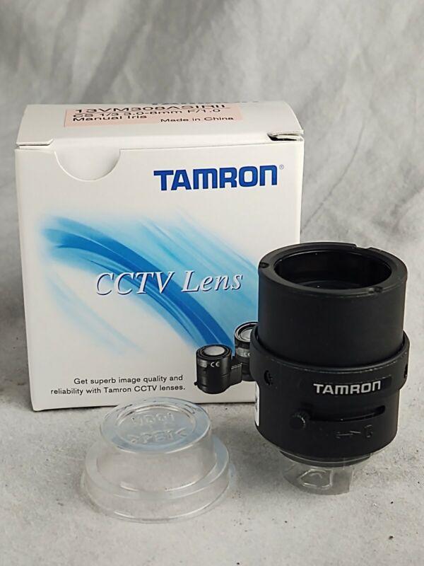Tamron CS 1/3 3-8mm F1.0 C-mount Lens (K18)