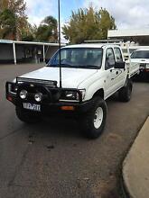 2003 Toyota Hilux Ute 4x4 Tray back Wangaratta Wangaratta Area Preview