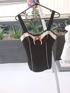 Kitten D'Amour Savile Row Bustier Size 12 Heathwood Brisbane South West Preview