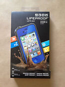Authentic Lifeproof iPhone 4 Case Blue
