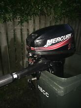 2010 AMERICAN 15hp MERCURY OUTBOARD Urangan Fraser Coast Preview