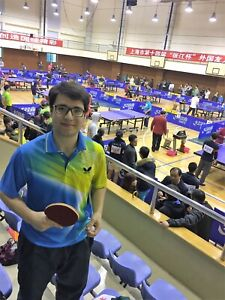 Table Tennis Trainer for every age