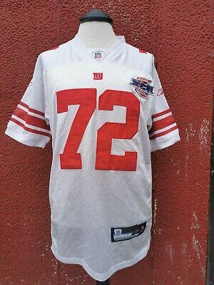 New England patriots NFL Superbowl Jersey L vintage rare