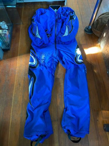 Liquid Sky Custom Skydiving Suit Size XL? Please see photos.