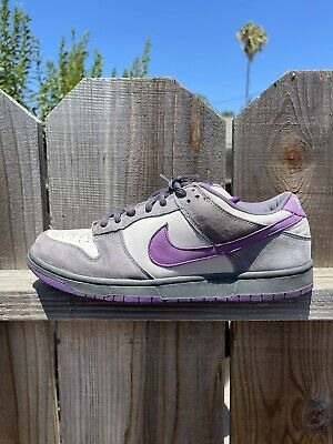 Size 13 - Nike SB Dunk Low Purple Pigeon Vintage Rare Supreme