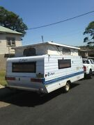 16 foot caravan with rego Wallsend Newcastle Area Preview