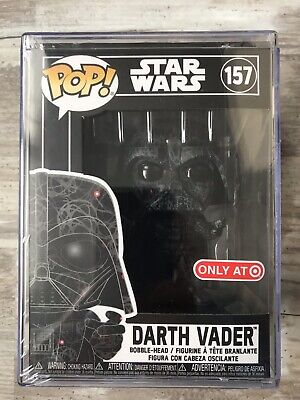 "Funko POP! ""Star Wars"" Futura Darth Vader (Target) LAST ONE!!HARD STACK"
