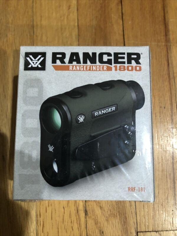 New Vortex Ranger 1800 Laser Rangefinder