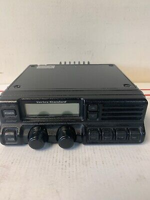 Vertex Standard Vx-4000l 37-50 Mhz Low Band Two Way Radio Fully Tested