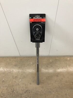 Gearwrench 81400 34 Drive Quick Release Ratchet