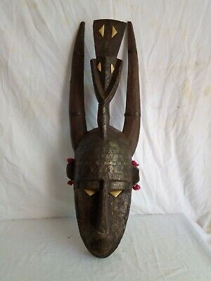 Antique And Large Mask African