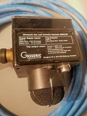 Gassonic - Ultrasonic Gas Leak Detector - Mm0100