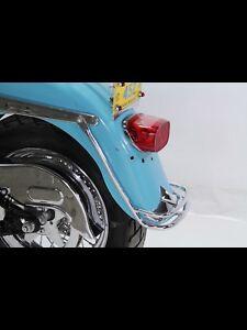 Chrome fender trim for 86-99 softail