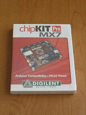Digilent Chipkit Pro Mx7 Microchip Development Board Ckp7 - Brand New Sealed