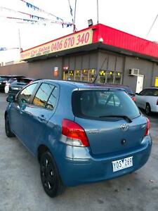 Toyota Yaris 2011 with RWC & REGO & 4 cylinder 1.3 litre Dandenong Greater Dandenong Preview