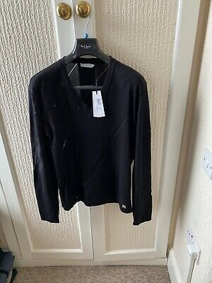 Men's Versace Collection Jumper New