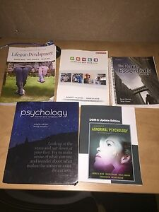St. Lawrence College Behavioural Psychology 1st year books