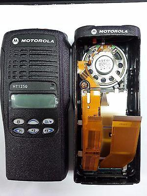 Motorola Ht1250 Limited Keypad Replacement Housings Pmln4201 10 Pcs