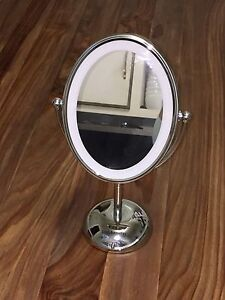 Conair Reflections LED Lighted Mirror Camberwell Boroondara Area Preview